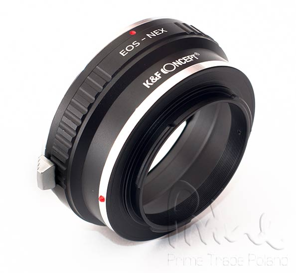 adapter Canon-NEX